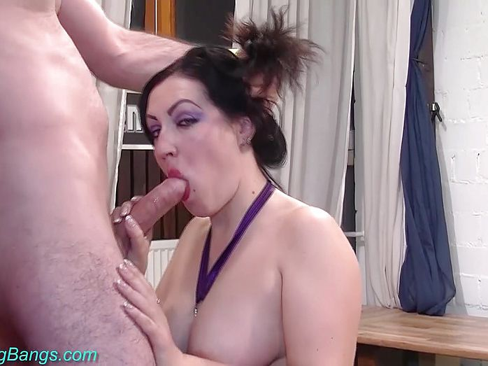 Elina flower in wild gangbang ory